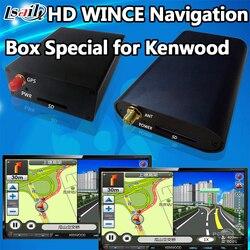 Nawigacja GPS HD dla odtwarzacza DVD Kenwood