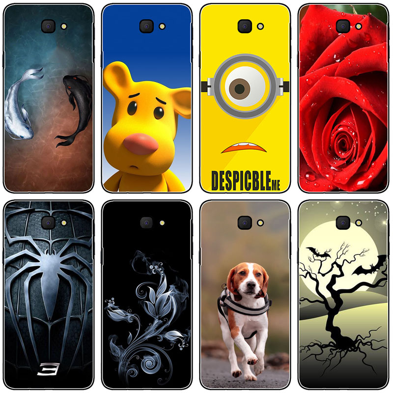 Silicone Case For Samsung Galaxy A5 2017 A520 F Cover 5.2' Printing Cool Cat Phone Shell For Samsung A5 2017 520 F Fundas Coque