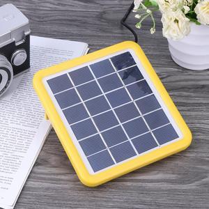 Image 3 - 2ワット6 12v有線太陽電池多結晶シリコンpet + eva積層ミニ太陽電池パネルソーラー屋外電源