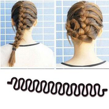 Hair Styling Clip Stick Braid Tool