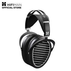 HIFIMAN Ananda Über-Ohr Volle-Größe Planaren Magnetische Kopfhörer High-Fidelity Öffnen-Zurück Design Komfortable Ohrpolster Abnehmbare kabel