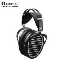HIFIMAN Ananda Over-Ear Full-Size Planar Magnetic Headphones High Fidelity Open-Back Design Comfortable Earpads Removable Cable