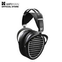 HIFIMAN Ananda auriculares magnéticos planos de gran tamaño, diseño de espalda abierta de alta fidelidad, cómodas almohadillas para los oídos, Cable extraíble