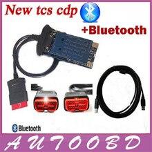 ¡ Nuevo!! cdp con Bluetooth + 2014.2 Release 2 Software TCS CDP pro plus Keygen Activador auto Multi-idioma de diagnóstico obd2 herramientas