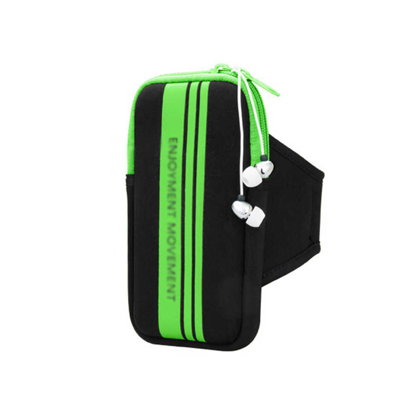 NEW Running Bags For Phone Case Fitness Jogging GYM Accessories Cover Man  and Woman Sports Wrist e94710d3dc048