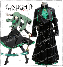 FREE shipping font b Anime b font unlight Ariane font b Cosplay b font Costume for
