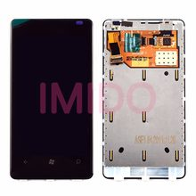 For Nokia Lumia 800 RM-801 LCD Display+Touch Screen Digitizer Assembly+Frame Replacement Parts(China)