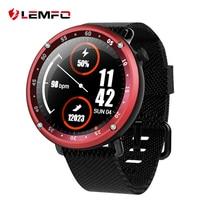LEMFO LF22 Smart Watch GPS Smartwatch IP67 Waterproof Color Screen Heart Rate Monitor Bluetooth Phone Multiple