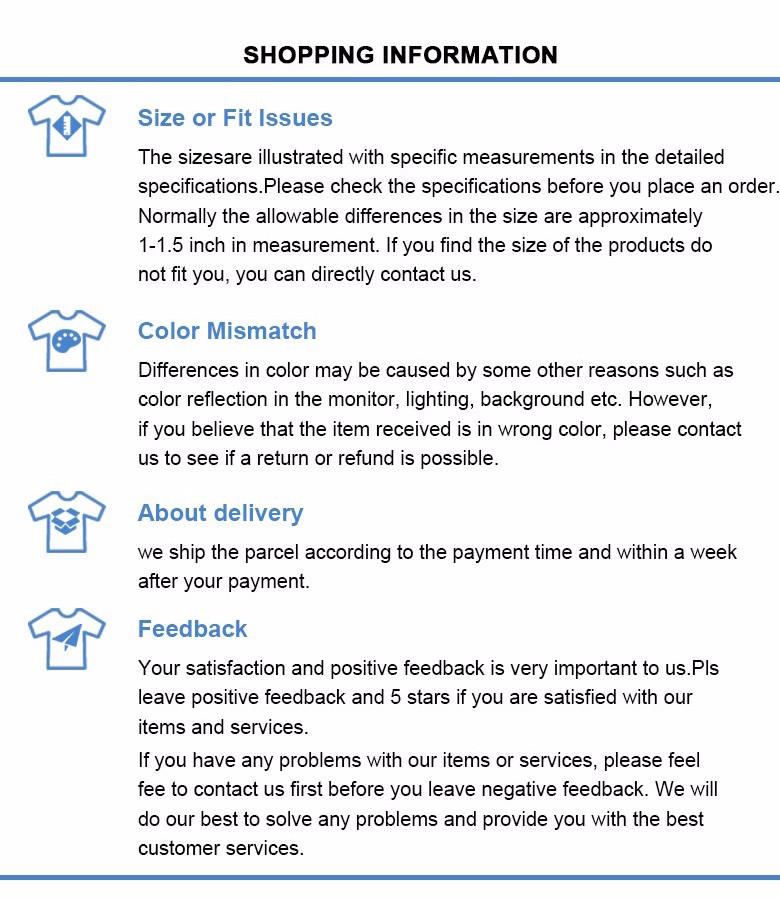 Shopping Information