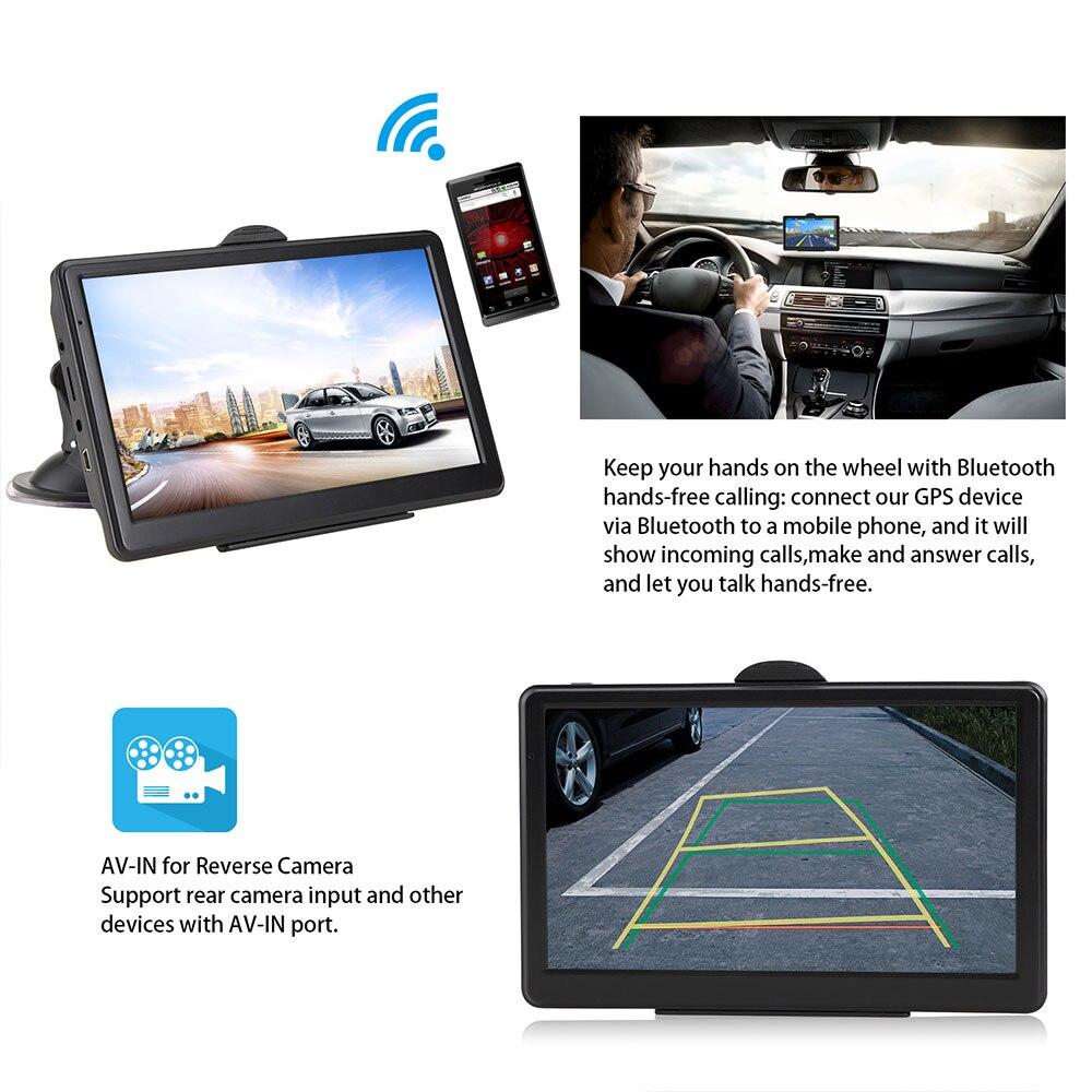 MP3 автомобильный навигатор gps навигатор система навигации транспортного средства портативная электроника цифровая