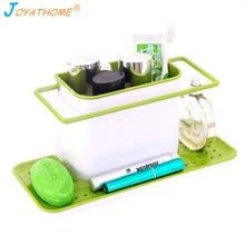 Joyathome Bigger Size Kitchen Sink Drain Storage Rack Sponge Dishwashing Cloth Cocina Organizador