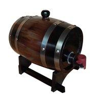 Wooden Crafts Wine Oak Barrels High Grade Decorative Barrel Keg Bucket Hotel Restaurant Exhibition Display Wooden