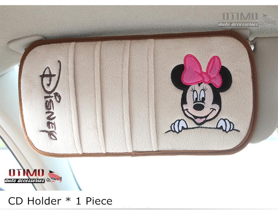 Cute Cartoon Car Steering Wheel Cover Mickey Mouse 1