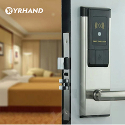 Cerradura de puerta del hotel RFID electrónica Tarjeta de bloqueo inteligente