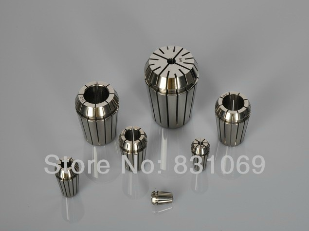 shiny sanny's store 9mm ER32 Spring Collet Chuck Tool Bit Holder For CNC Milling Lathe Chuck Brand New