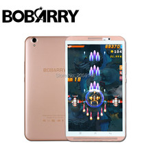 Bobarry octa core de 8 pulgadas doble tarjeta sim m8 tablet pc 4g lte teléfono móvil 3G android tablet pc 4 GB RAM 64G ROM 8 MP IPS