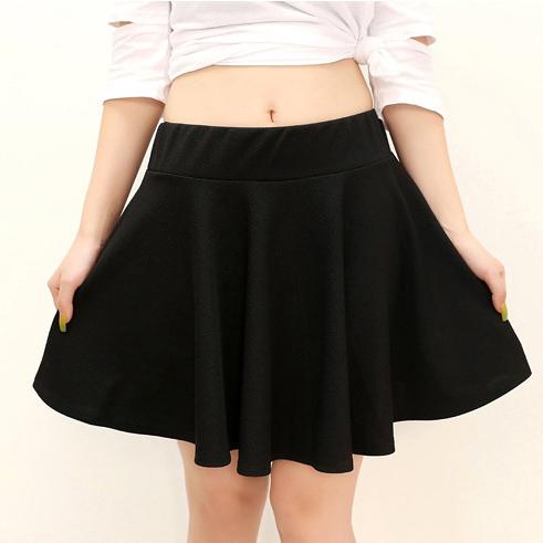 Mujeres libres del envío de la falda más el tamaño 6xl 4xl 5XL 2015 primavera verano invierno de las nuevas mujeres grandes de ropa de gran tamaño faldas pantalones cortos JM02