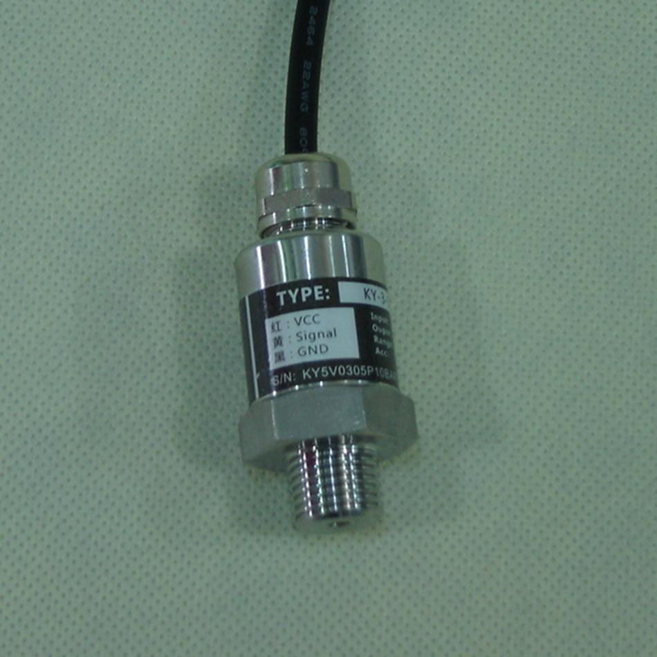 Pressure Sensor Frequency Conversion Pump Water Pressure Sensor Three-wire Voltage Type Range 0-1 Mpa