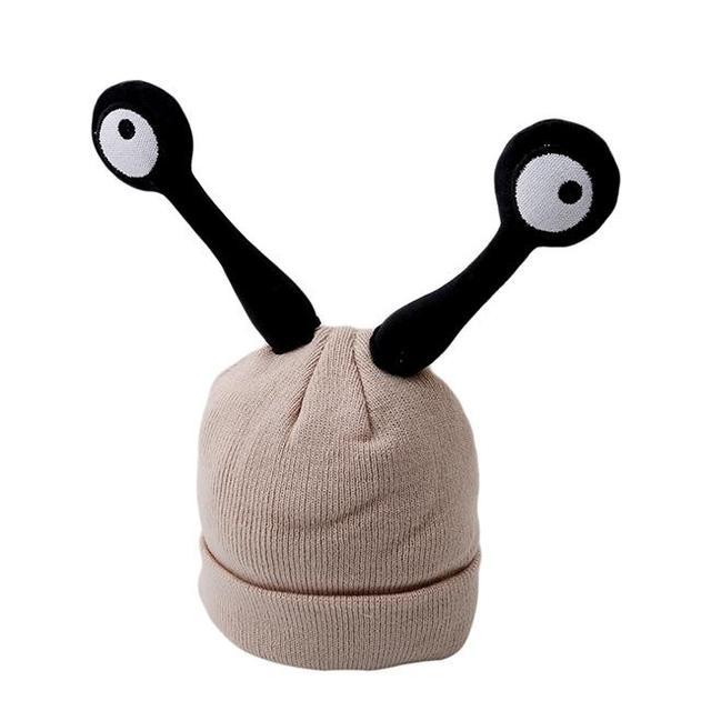 Cute Baby Girl Boy Hat 2017 New Fashion Children Kids Warm Winter Wool Knit Beanie Real Fur Pom Bobble Hat