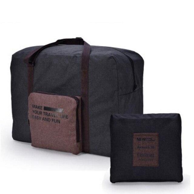 41a29deec IUX Travel Bag Large Capacity Bag Women Nylon Bags Bolsas Women Folding  Travel Bag Unisex Luggage Travel Handbags WaterProof