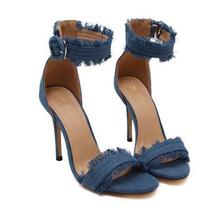 Women Tassel Sandals