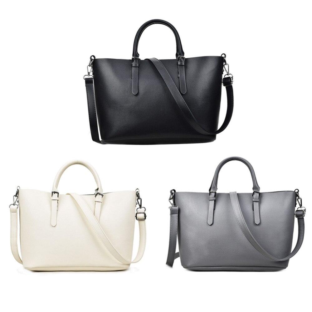 European Style Large Capacity Women Hobos Bag Simple Shoulder Crossbody Bag for Women Bo ...