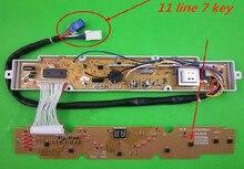 Free shipping 100% tested for Sanyo washing machine board xqb55-558a xqb55-1058j circuit board control board motherboard on sale