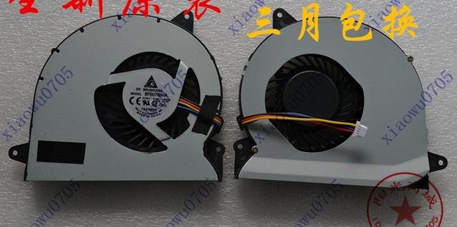 Nueva Original del ordenador portátil ventilador de la CPU para ASUS EEE PC EEEPC U35 U35F U35J U35JC Series