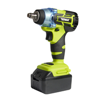 TENWA 20V Electrical Impact Wrench 3.0AH Lithium Battery Brushless wrench Cordless Electrical Impact Wrench with EU charger