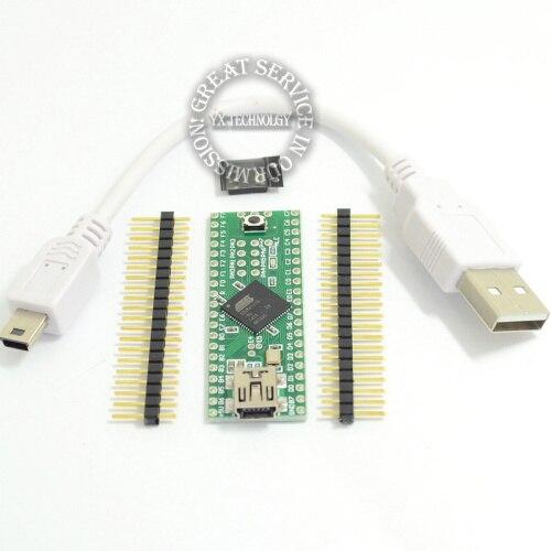 Teclado e mouse 2.0 ++ USB Teensy AVR ISP u Placa placas de desenvolvimento AT90USB1286
