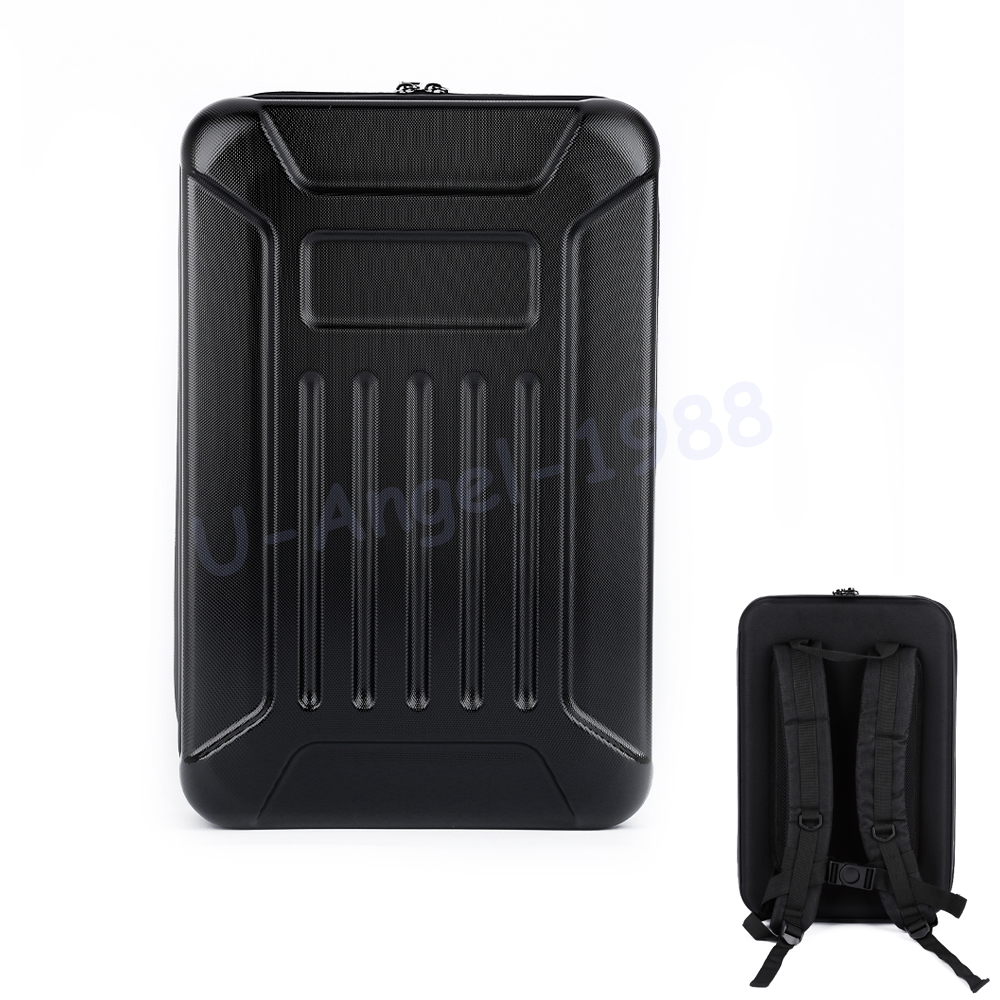 1pcs Hard Shell Backpack Case Bag Camera Drone Bag Backpack RC Quadcopter Case Bag For Hubsan X4 H501S RC Quadcopter free for shipping black abs hard shell backpack case bag for hubsan x4 h501s quadcopter brand new high quality may 2