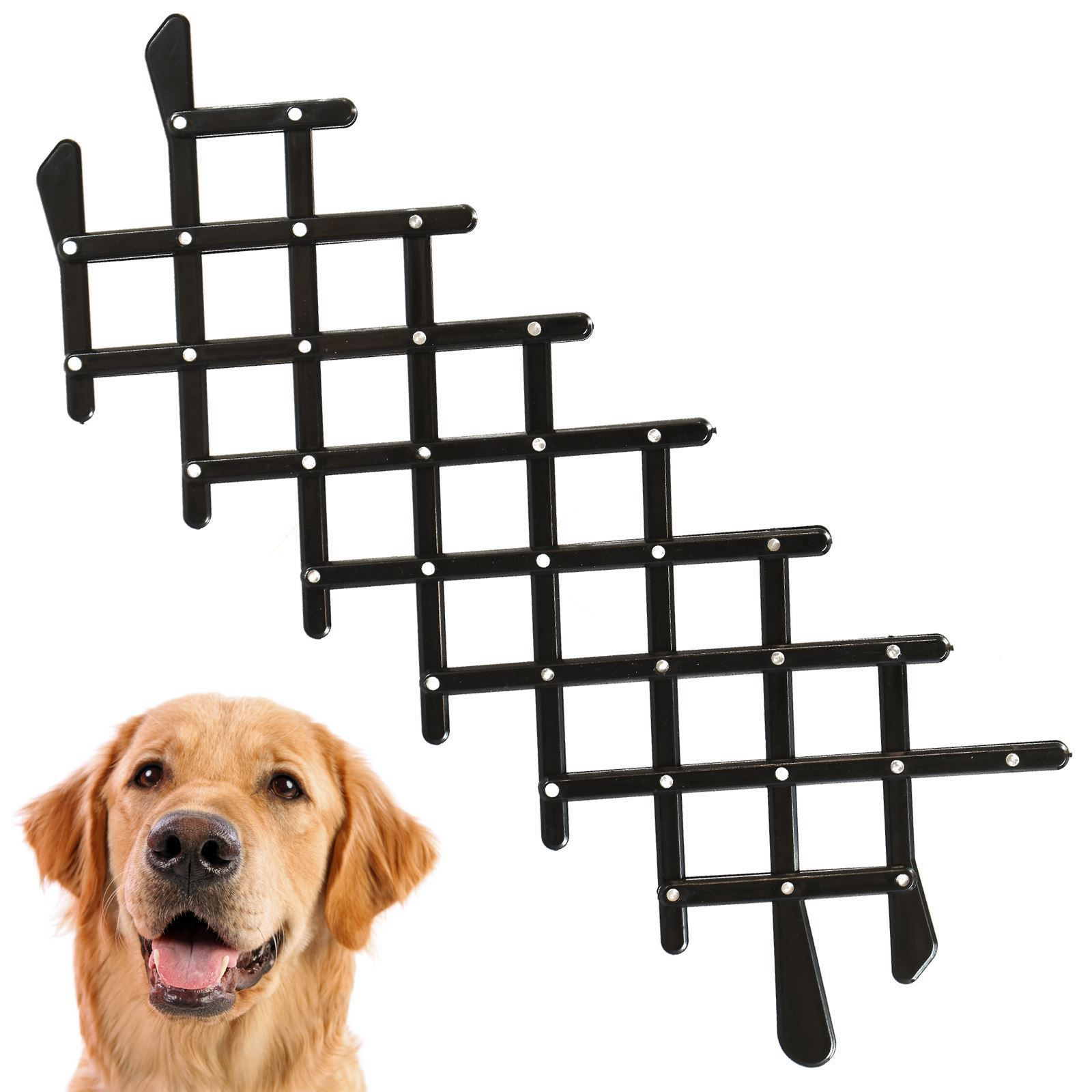 Practical Pet Car Window Vent Safe Guard For Dog Puppy Protection Travel Universal Vehicle