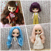Nude Blyth doll Four Kinds Of DOLL you can Choose Suitable For Makeup by yourself DIY Change Toy For Girls Factory Blyth