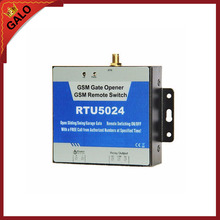RTU5024 GSM Gate motor Opener for steel gate,wireless door access control system by mobile phone недорого
