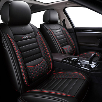 Car Believe car seat cover For mazda 3 bk bl 2010 cx 7 cx-5 2013 6 2014 323 familia cx9 accessories seat covers for cars
