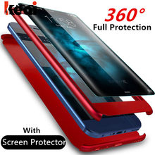 360 Case For Samsung Galaxy S8 S9 S10 Plus S10E Lite A50 A30 A10 M20 M10 Note 8 Note 9 A7 A9 2018 A5 A7 2016 J5 J7 2017 Cover(China)