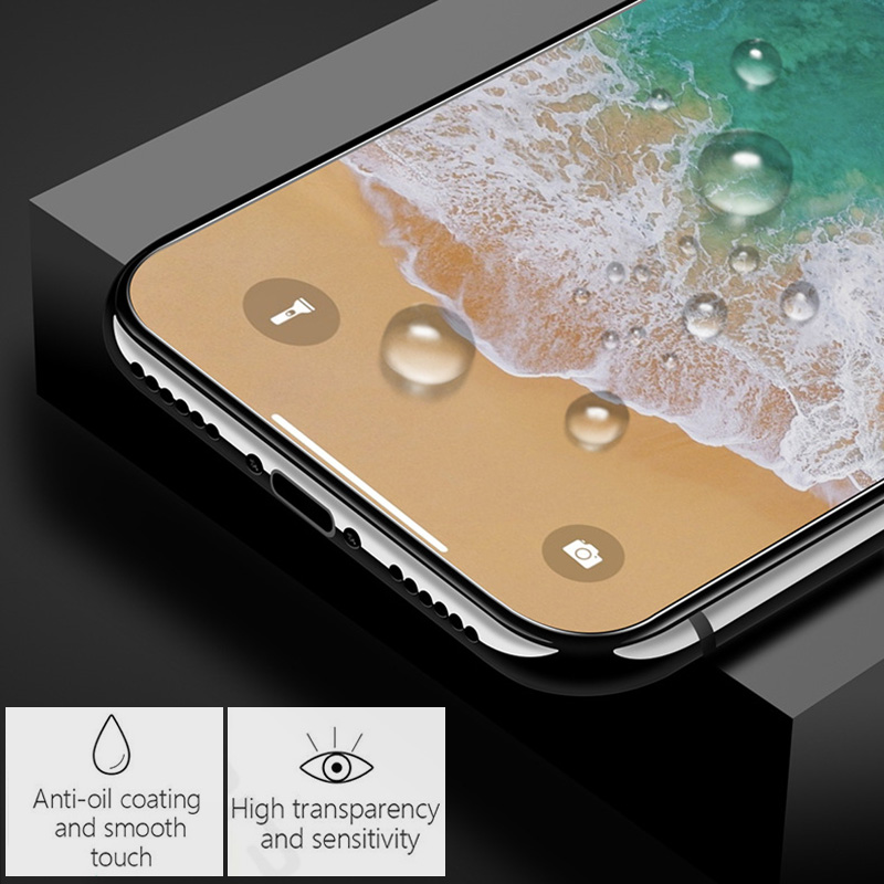 KIPX1055_4_Tempered Glass for iPhone XS