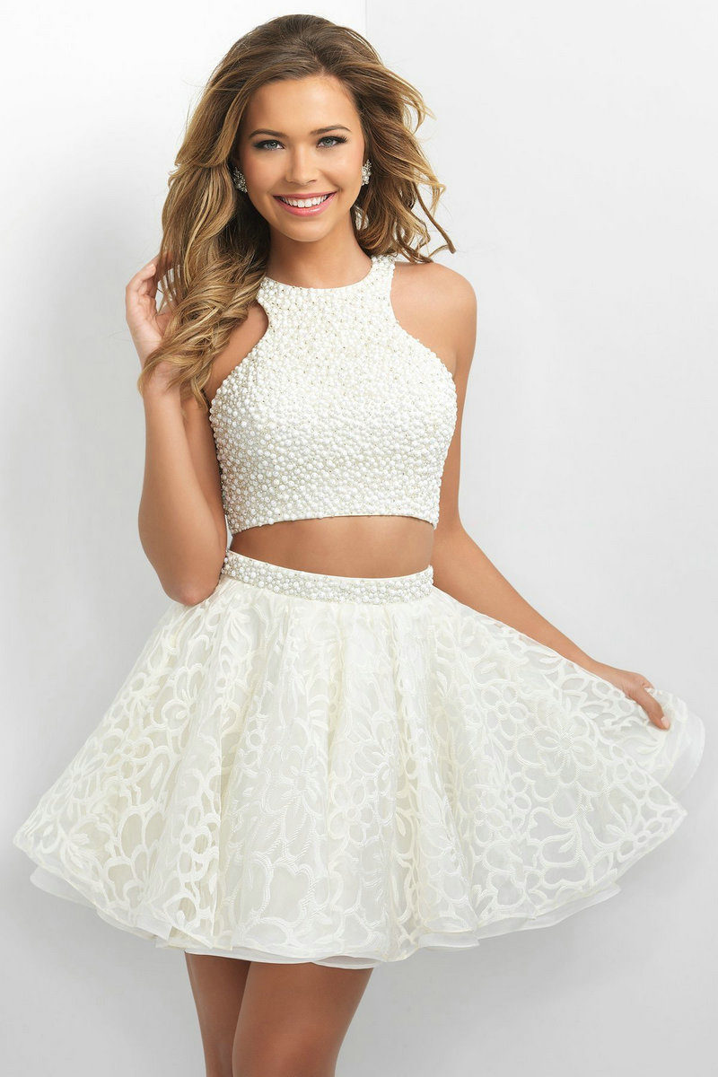 Ivory Homecoming Dresses Promotion-Shop for Promotional Ivory ...