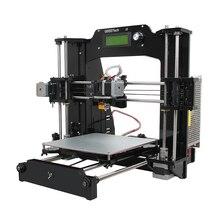 Geeetech I3-X 3D Принтер Полный Акриловые MK2A Тепло-кровать Высокой Четкости ЖК-ДИСПЛЕЙ 2004 Reprap Prusa DIY Комплекты