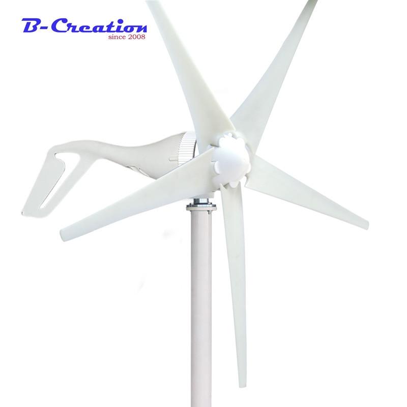 Wind power generator 400W wind generator/turbine 3 blades with CE&ROHS +waterproof wind controller