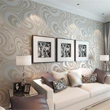 beibehang Non-woven wallpaper modern minimalist living room TV backdrop sprinkle gold wallpaper papel de parede 3d wall paper