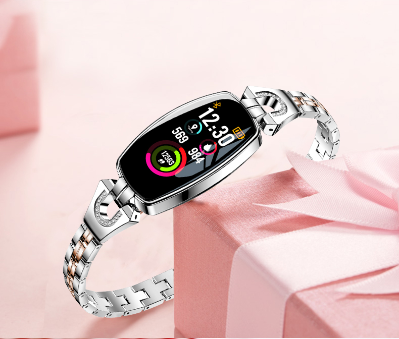 LEMFO H8 Waterproof Bluetooth Women's Smart Watch With Heart Rate Monitoring For Android iOS 21