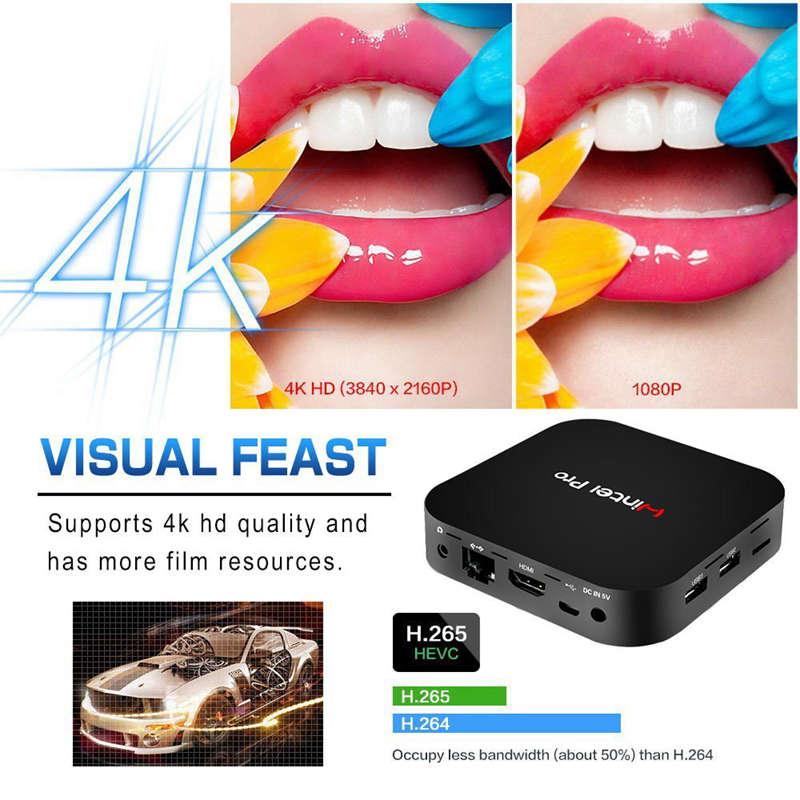 מקרן קיר מיני PC Intel Atom X5-Z8350 1.44Ghz Quad Core עם WIFI BT4.0 RJ45 100M LAN Windows 10 Box טלוויזיה מחשב W8 (4)