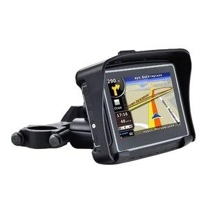 4.3 Inch Motorcycle GPS Naviga
