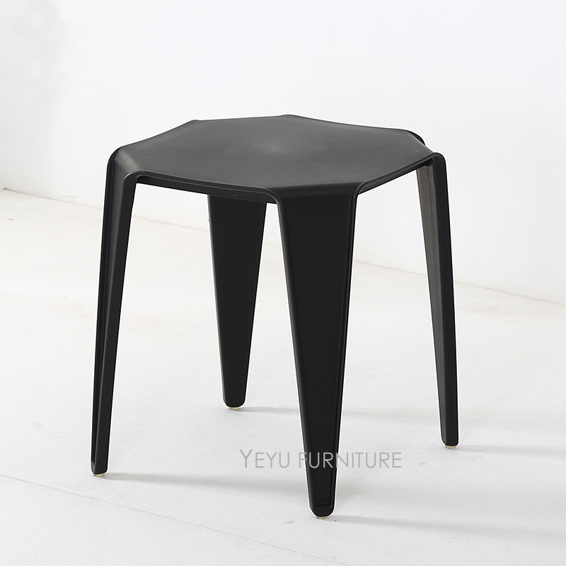 Online Shop Modern Design Stackable Colorful Loft Style Plastic Side Table,  Living Room Low Dining Stool, Tea Table Ottoman Shoes Stool 1pc |  Aliexpress ...