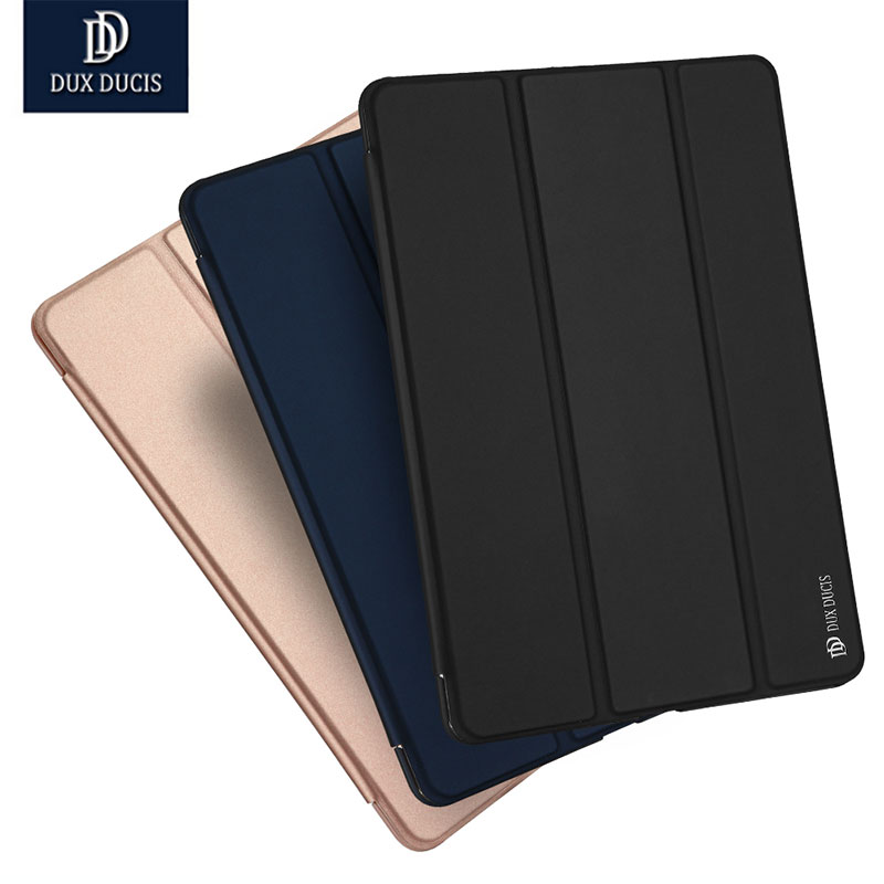 Dux Ducis Promotion tablet case For ipad air2 Luxury Pu leather cover case for ipad Air2 Tablet case