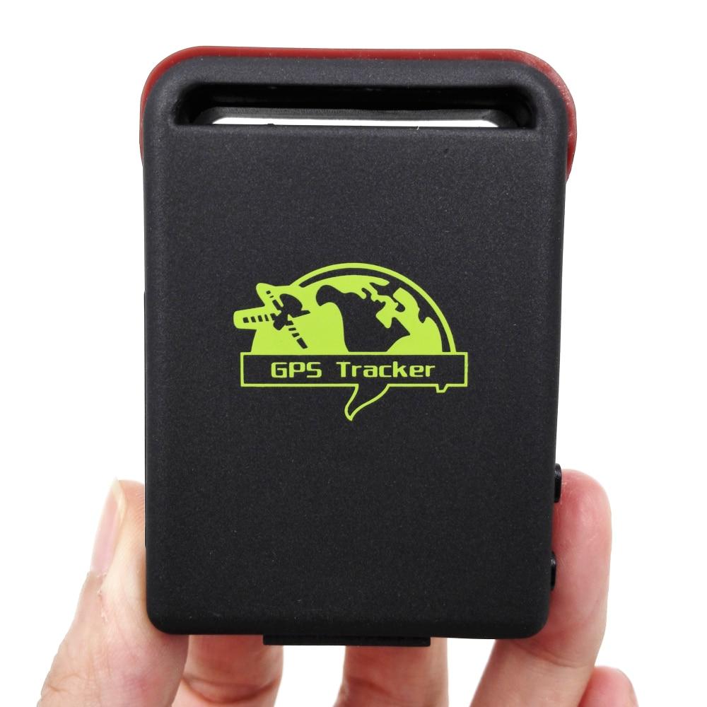 Car Real Time Personal Tracker GPS/GSM/GPRS Car Vehicle Tracker TK102 MINI TRACK