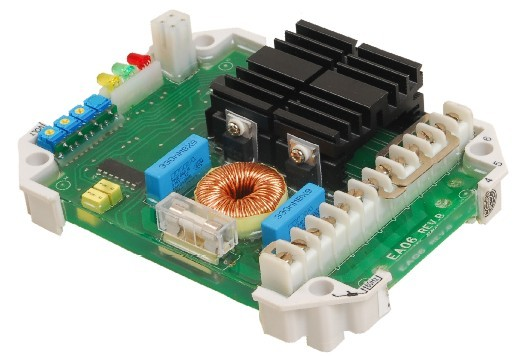 AVR Replacement for Mecc Alte Spa AVR UVR6 Automatic Voltage Regulator EA06