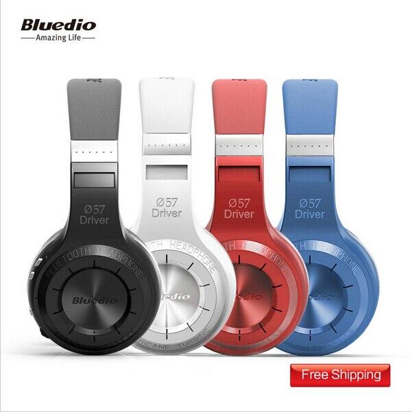 2015 Original Bluedio HT Turbine Hurricane Bluetooth 4.1 Stereo Headset Wireless Fashion Headphone Earphones for mobile phone