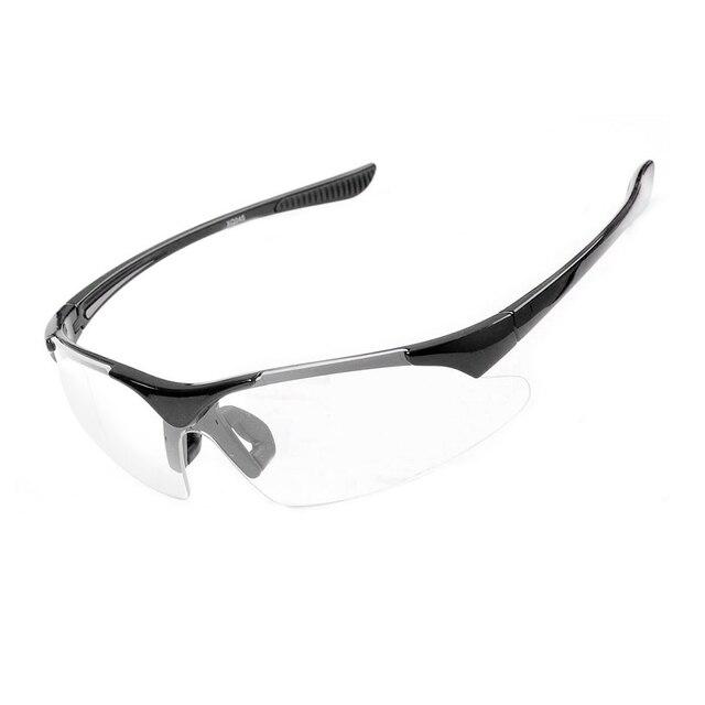 24cda8a983 Hombres Mujeres Para Bicicleta Ciclismo gafas de Sol Deportes Ciclismo  Gafas Gafas De Seguridad Transparentes RB0801